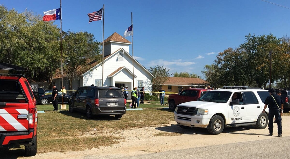 ​COURT TO DECIDE IF ACADEMY CAN BE SUED FOR ROLE IN DEADLY SUTHERLAND SPRINGS SHOOTING