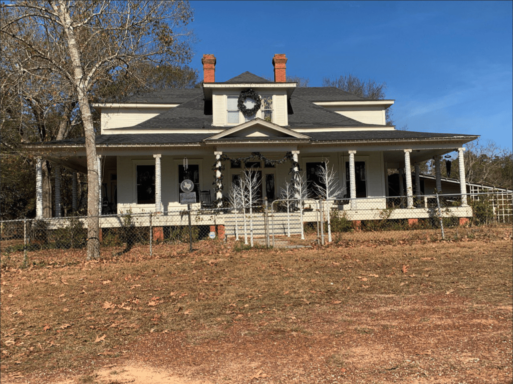 house in texas