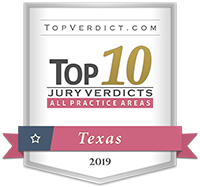 top 10 verdicts in texas