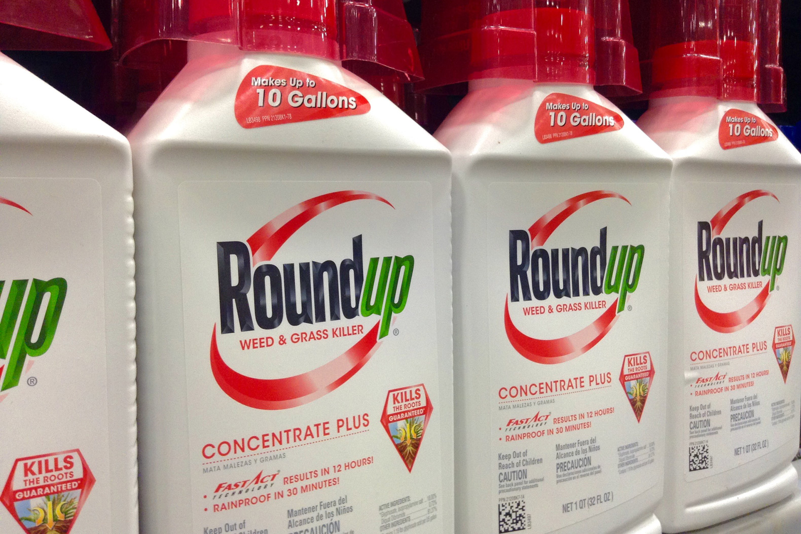 Local Clients Have Settlement Deal With Company That Makes Roundup Weed Killer