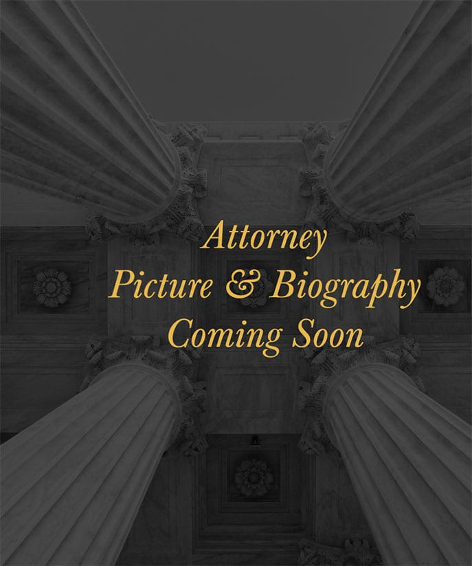 attorney picture and biography coming soon